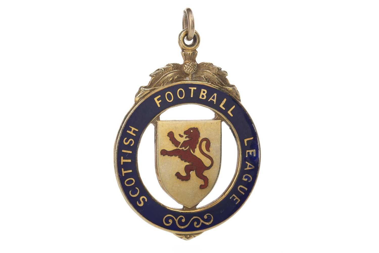 Lot 1736 - JIM BROGAN OF CELTIC F.C. - HIS LEAGUE CUP WINNERS MEDAL 1974/75
