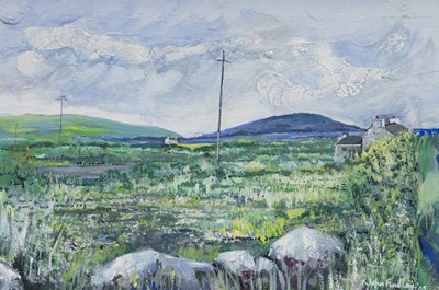 Lot 508-RING OF KERRY, A WATERCOLOUR AND GOUACHE BY JOHN FINDLAY