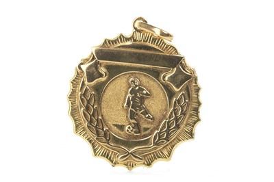 Lot 1768 - A JUBILEE CUP WINNERS MEDAL 1968