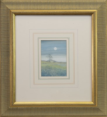 Lot 425-THREE LANDSCAPES IN WATERCOLOUR,Y BY WILLIAM NEAL