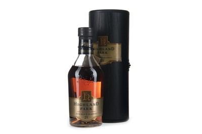 Lot 10-HIGHLAND PARK 25 YEARS OLD