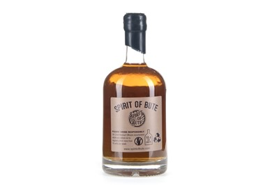 Lot 411-SPIRIT OF BUTE WHISKY LIQUEUR - 50CL