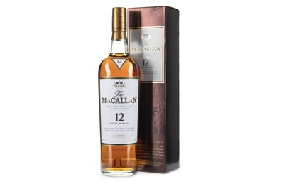 Lot 35-MACALLAN 12 YEARS OLD