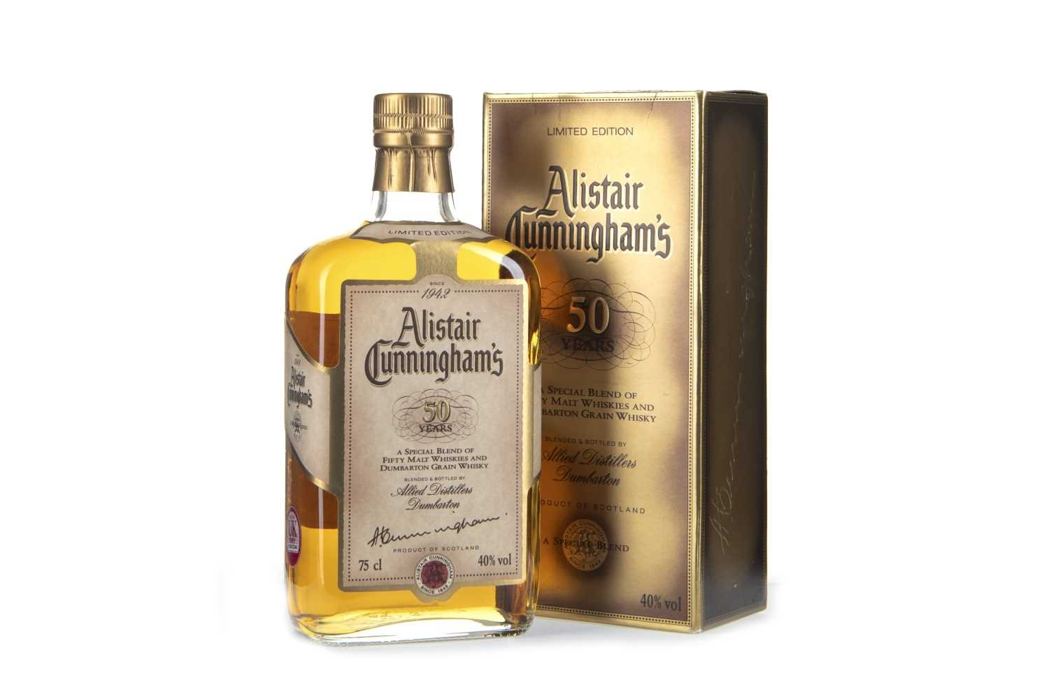Lot 403 - ALISTAIR CUNNINGHAM'S 50 YEARS