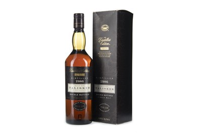 Lot 38-TALISKER 1986 DISTILLERS EDITION
