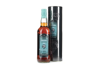 Lot 41-GLEN SCOTIA 1991 MURRAY MCDAVID AGED 24 YEARS