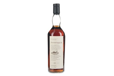 Lot 42-PITTYVAICH AGED 12 YEARS FLORA & FAUNA