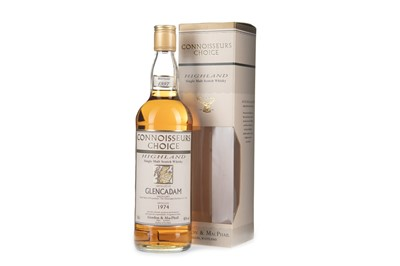 Lot 47-GLENCADAM 1974 CONNOISSEURS CHOICE