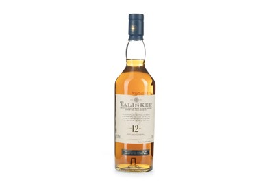Lot 264-TALISKER FRIENDS OF THE CLASSIC MALTS 12 YEARS OLD