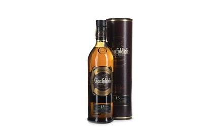 Lot 254-GLENFIDDICH SOLORA RESERVE AGED 15 YEARS - ONE LITRE