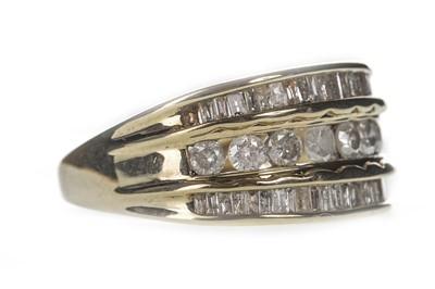 Lot 320-A DIAMOND DRESS RING