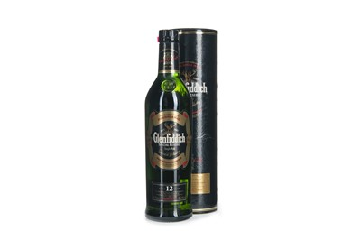 Lot 252-GLENFIDDICH AGED 12 YEARS