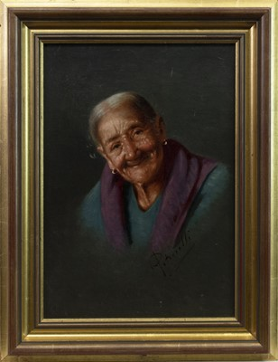 Lot 15 - A PAIR OF OILS BY ARTURO PETROCELLI