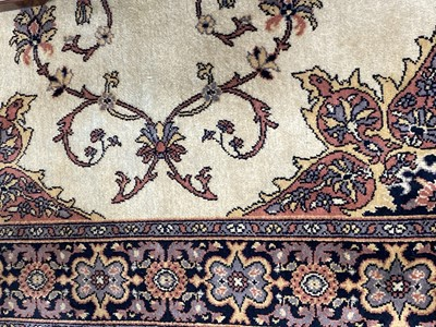 Lot 14-A 20TH CENTURY PERSIAN RUG