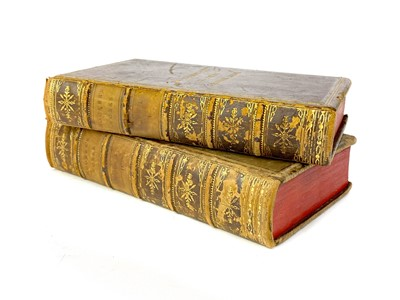 Lot 1615-THE LIFE OF CHRIST BY F.W. FARRAR, AND OTHER RELIGIOUS VOLUMES