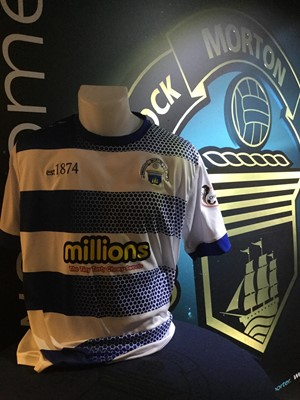 Lot 20-JOHN SUTTON'S HOME AND AWAY JERSEYS