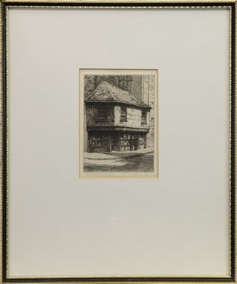 Lot 421-THE OLD CURIOSITY SHOP, AN ETCHING