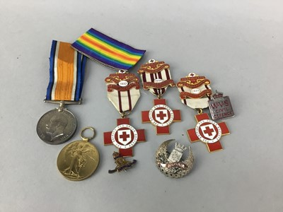 Lot 20-A COLLECTION OF MILITARY MEDALS