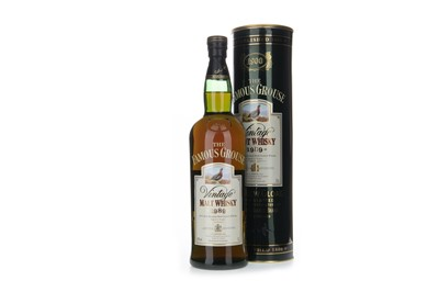 Lot 249-FAMOUS GROUSE 1989 MALT AGED 12 YEARS - ONE LITRE
