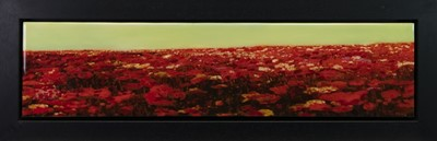 Lot 129 - DAYS OF SUMMER, AN ACRYLIC PANEL BY AROD