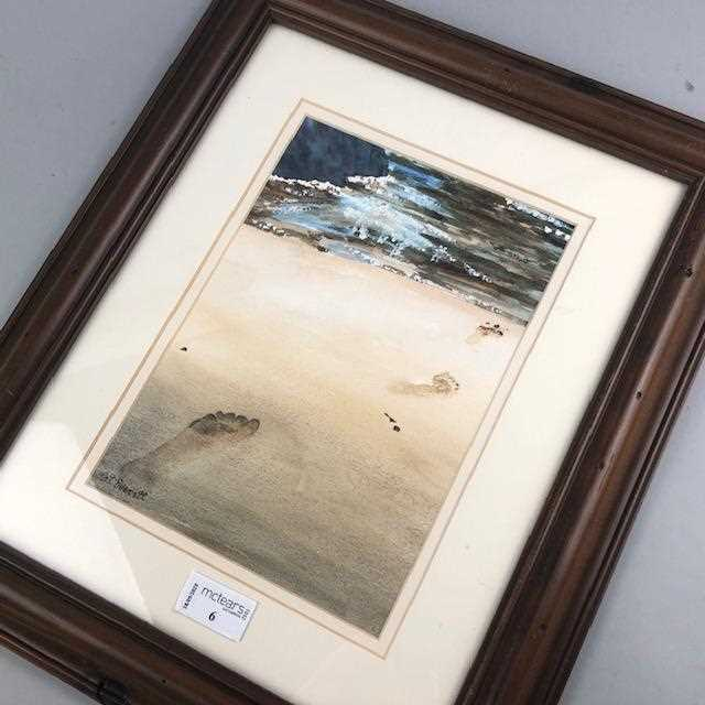 Lot 6-SEASCAPE BY PAT EVERITT