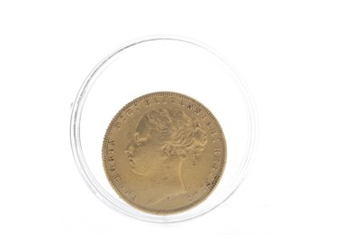 Lot 18-A QUEEN VICTORA (1837 - 1901) GOLD SOVEREIGN DATED 1874