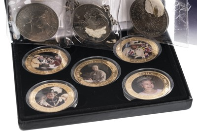 Lot 28 - A COLLECTION OF SILVER AND OTHER BRITISH COINAGE