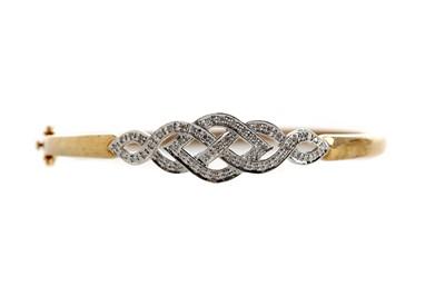 Lot 1345-A DIAMOND DRESS RING