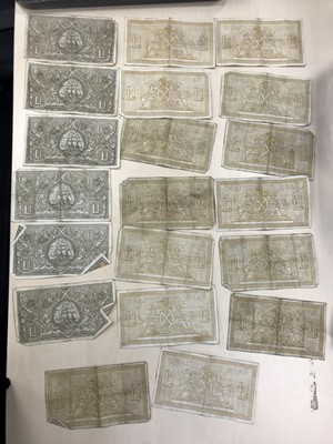 Lot 33 - A LARGE COLLECTION OF SCOTTISH ONE POUND £1 NOTES