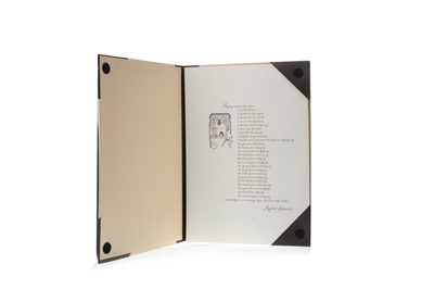 Lot 1391 - THE REMARKABLE HISTORY OF THE MACALLAN, A PORTFOLIO BY SARA MIDDA