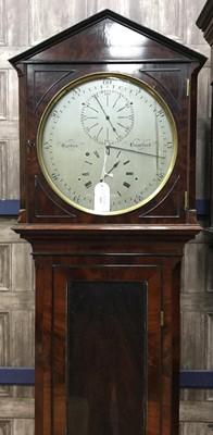 Lot 1115-A FINE 19TH CENTURY REGULATOR LONGCASE CLOCK BY GAYDON OF BRENTFORD
