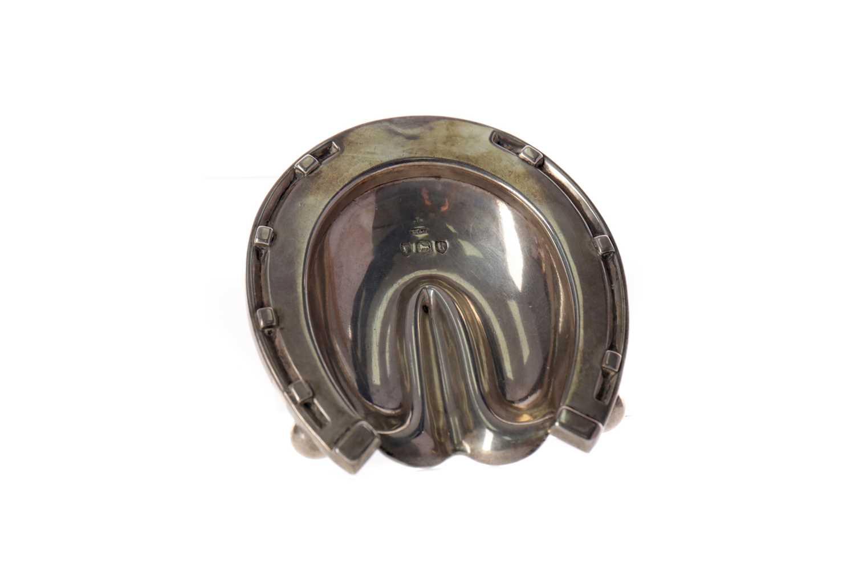 Lot 408 - A VICTORIAN SILVER DISH BY SAMPSON MORDAN & CO