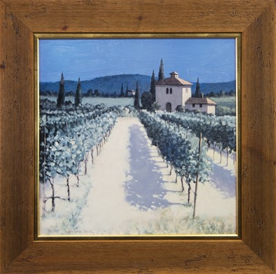 Lot 415-VINEYARD, A DIGITAL PRINT AFTER DAVID SHORT