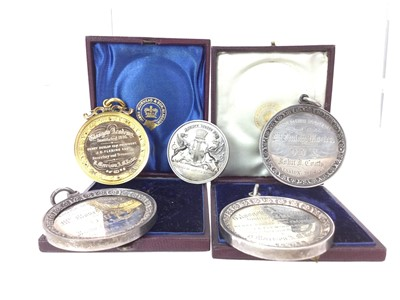 Lot 1339 - A COLLECTION OF VICTORIAN ACADEMIC MEDALS