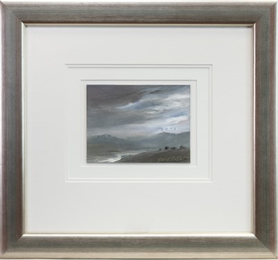 Lot 528-GLOAMING STRATHCONNON, AN OIL BY PETER GOODFELLOW