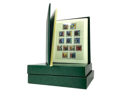 Lot 1346 - A COLLECTION OF ISLE OF MAN STAMPS