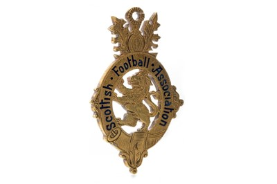 Lot 1722 - JIMMY MCMENEMY - HIS SCOTTISH FOOTBALL ASSOCIATION CHALLENGE CUP GOLD MEDAL 1904