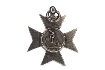 Lot 1703 - A LATE 19TH CENTURY EAST DULWICH BC MEDAL
