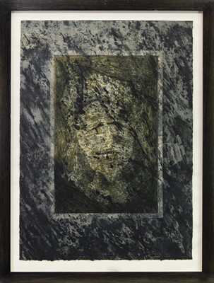 Lot 66 - ELEGY TO CAPTAIN FERGUSON, AN ETCHING BY WILL MACLEAN