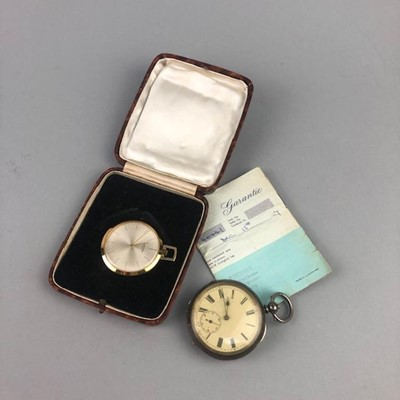 Lot 23-A LOT OF TWO POCKET WATCHES