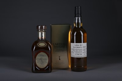 Lot 1212 - AUCHROISK 1997 CARN MOR AND CARDHU GOLD RESERVE