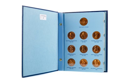 Lot 48 - THE UNITED STATES MINT MEDALS OF THE PRESIDENTS COLLECTION