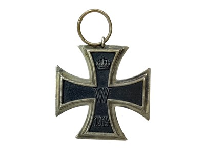 Lot 1309-A WWI GERMAN IRON CROSS