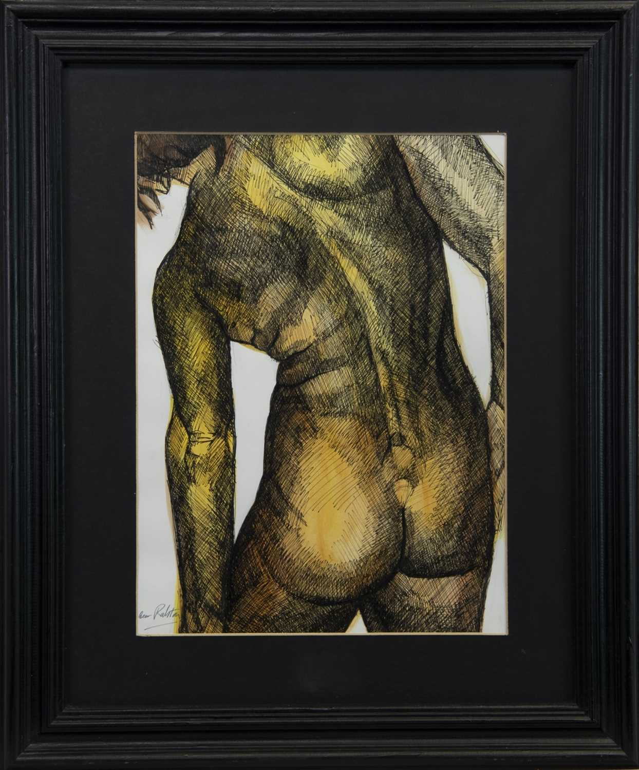 Lot 77 - TORSO, A MIXED MEDIA BY GREER RALSTON