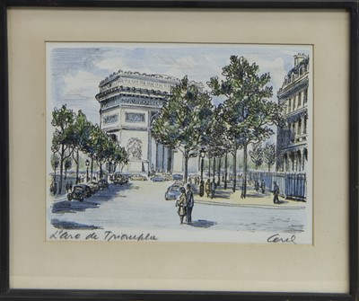 Lot 15 - PAIR OF FRENCH PRINTS