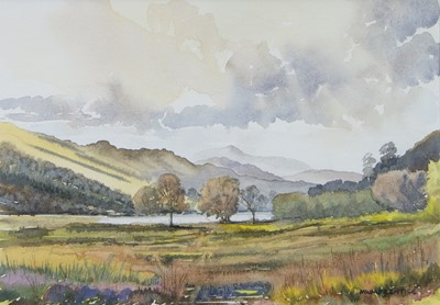 Lot 17 - A PAIR OF WATERCOLOURS BY M W M PRENTICE