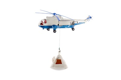 Lot 1614 - A DINKY TOYS 724, SEA KING HELICOPTER