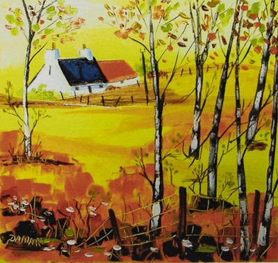 Lot 104 - A PAIR OF PRINTS BY JOHN DAMARI