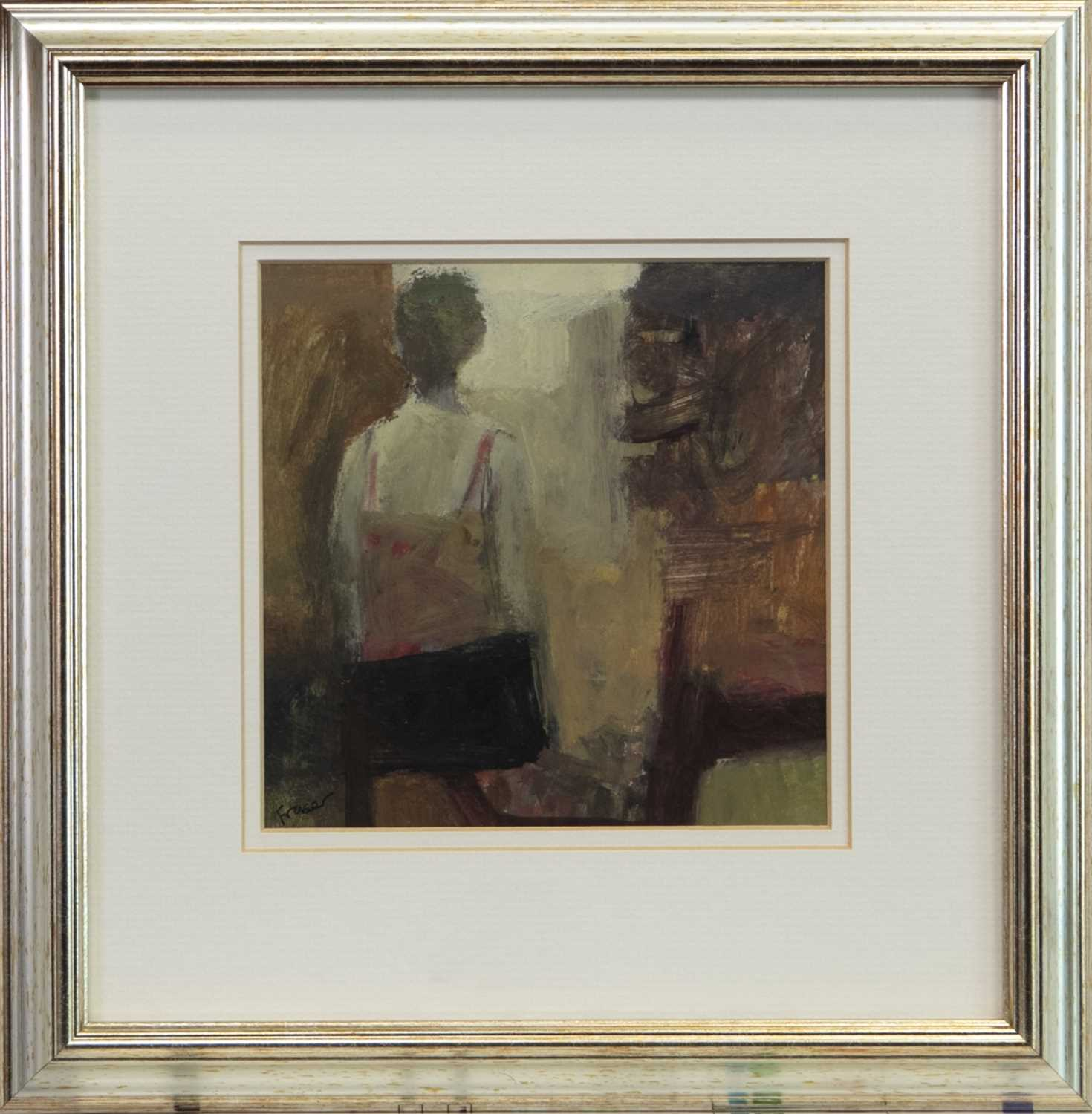 Lot 93 - AVENUES, A GOUACHE BY JAMES FRASER