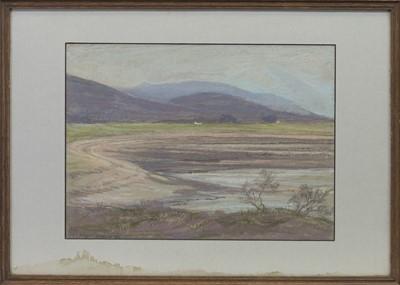 Lot 41 - ARGDOUR, ARGYLLSHIRE, A PASTEL BY MARY YATES